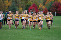 Canisius Cross Country 2013 MAAC Championships