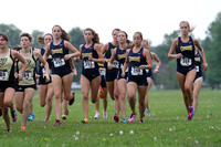 Canisius Cross Country 2013 Little Three Championship