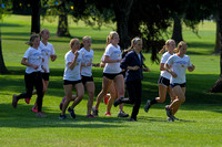 Canisius Cross Country @ National Catholic 2014